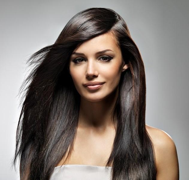 Couleur de cheveux noir naturel