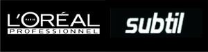 produits capillaires professionnels de grande marque L'Oréal et Subtil