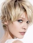 coupe femme cheveux courts dégradés