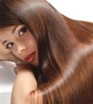 coiffeuse à domicile nice coloration cheveux longs brun avec reflets lumineux