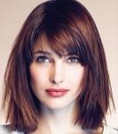 coiffeuse à domicile nice couleur brun avec reflets