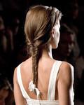 coiffure à domicile nice tresse romaine